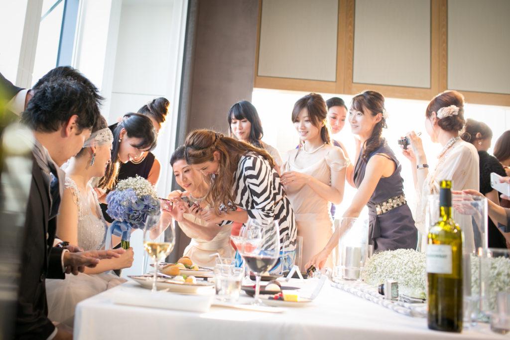 東京デザイナーズチームでオリジナルウェディングをプロデュース
