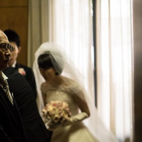 結婚式準備をご両親との思い出に