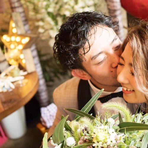 大好きな友人の結婚式に想いを込めて  by 代々木VILLEGE