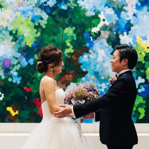 アンダーズ東京結婚式 素敵でした・・・