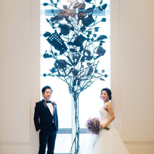 結婚式 ダイジェスト動画