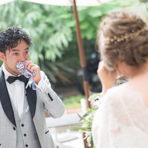 感動結婚式 自然と涙が出るパーティ動画です・・<代々木ヴィレッジ>
