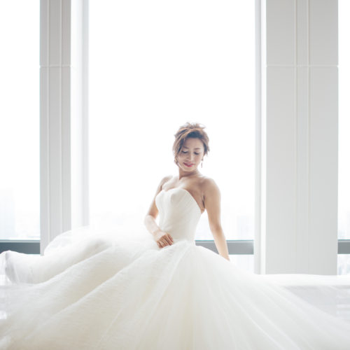 結婚式当日、花嫁さんが綺麗な姿を保つために需要なポイントとは?