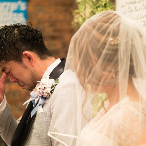 感動する結婚式のアイディア①
