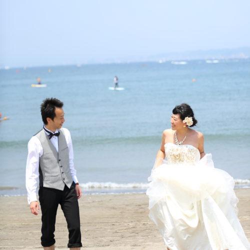 結婚式の前撮り・ロケーション撮影