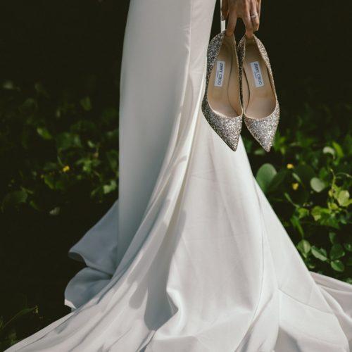 結婚式までにドレスが似合う体になるために痩せる方法